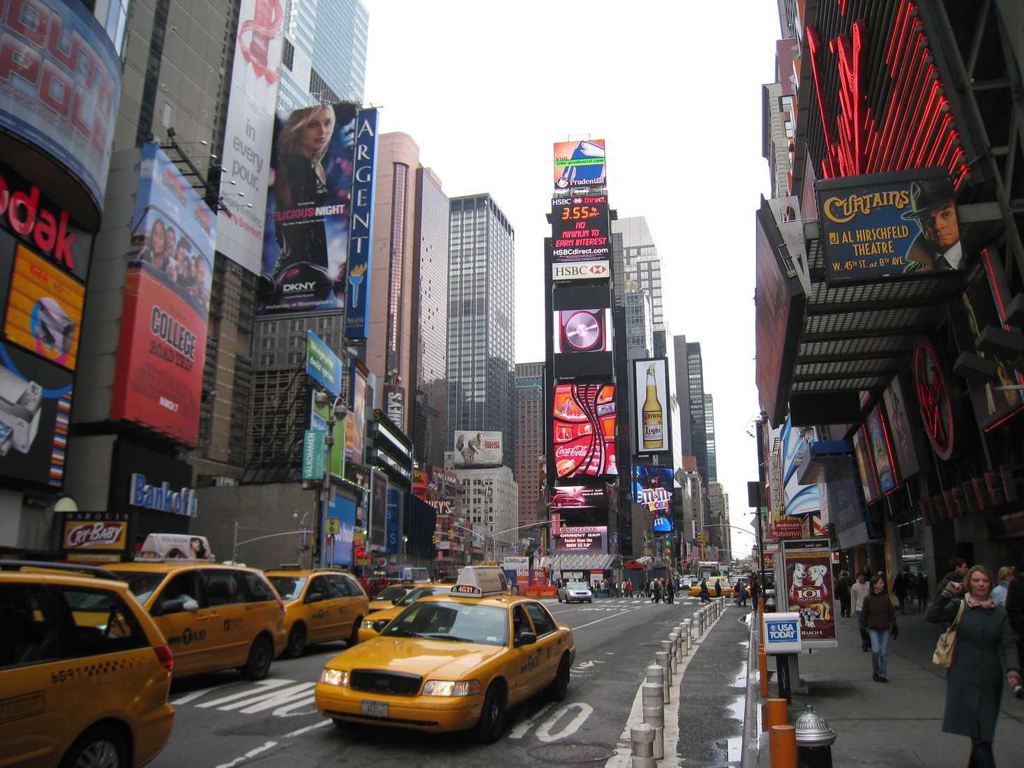 échange linguistique Brignoles / New York